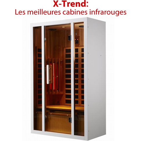 cabine infrarouge x trend de qualite sup rieure. Black Bedroom Furniture Sets. Home Design Ideas