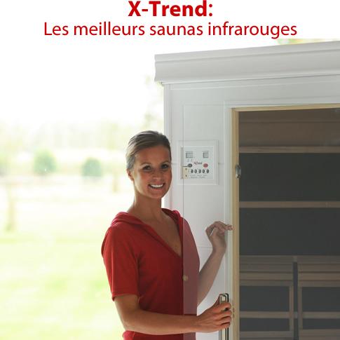 Utiliser un sauna infrarouge x trend prix - Sauna infrarouge prix ...