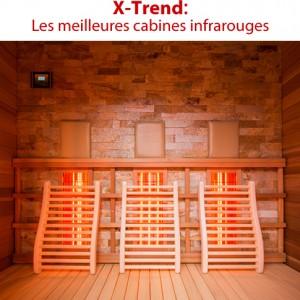 Sauna Cabine Infrarouge Prix