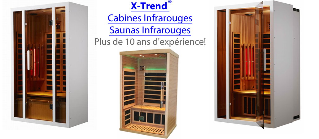 Homepage Cabine Infrarouge Sauna Infrarouge Prix X-Trend